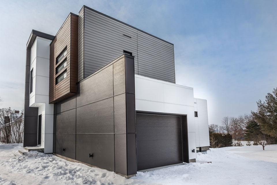 Maison expo habitat 2015 corten d veloppement immobilier for Exposition d une maison